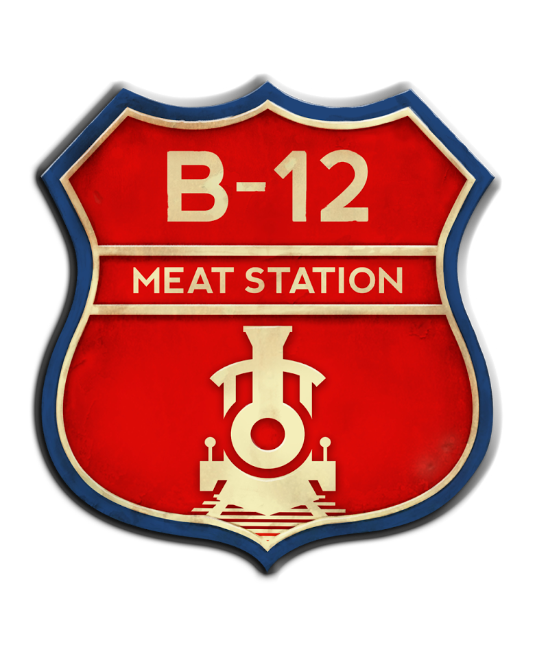 B12 - American Diner and meat bar in Tel Aviv
